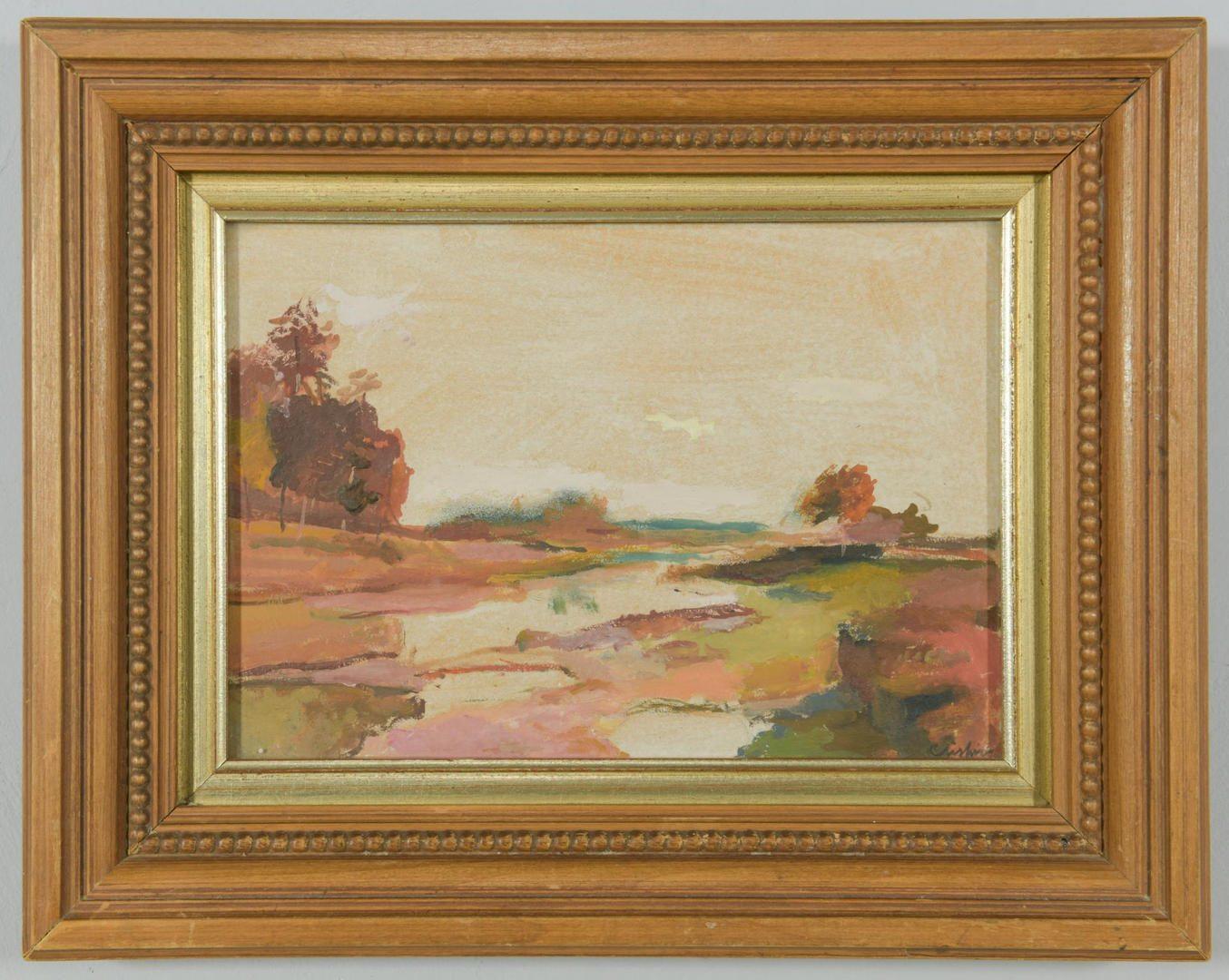 Lot 54: C. Crispini, Pr. Landscapes