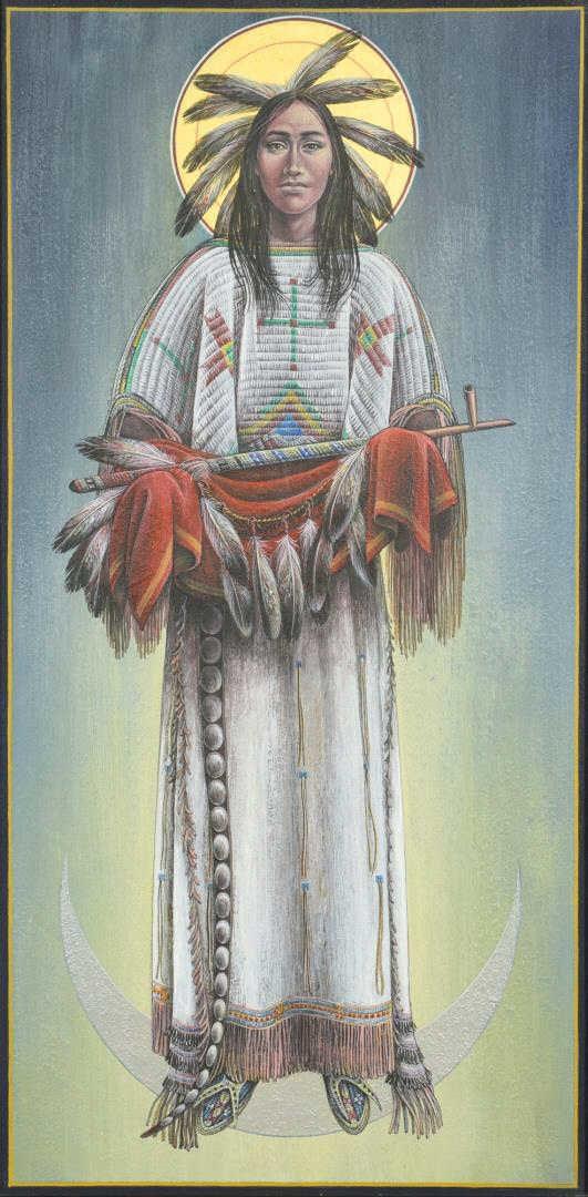 Lot 74: Fr. John Giuliani, Indian Art