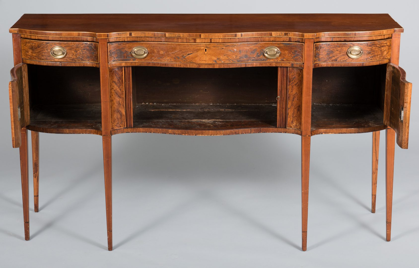 Lot 108: Kentucky Federal Sideboard