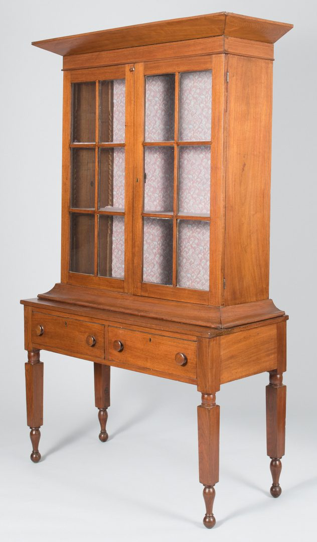 Lot 118: Tennessee Bookcase on Stand