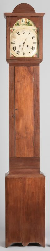 Lot 119: Tall Case Clock attr. TN