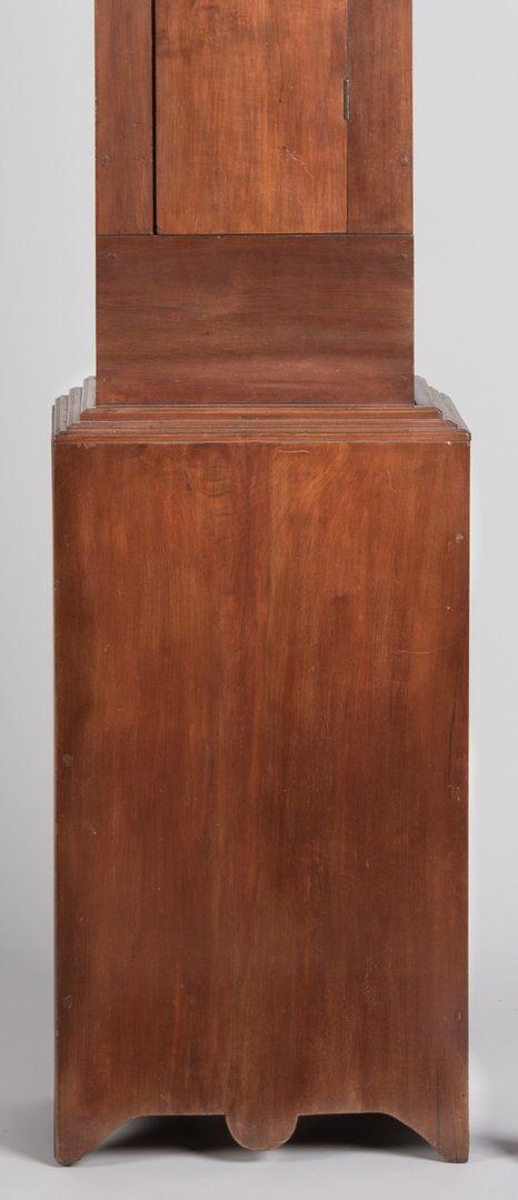 Lot 119: Tall Case Clock attr. TN
