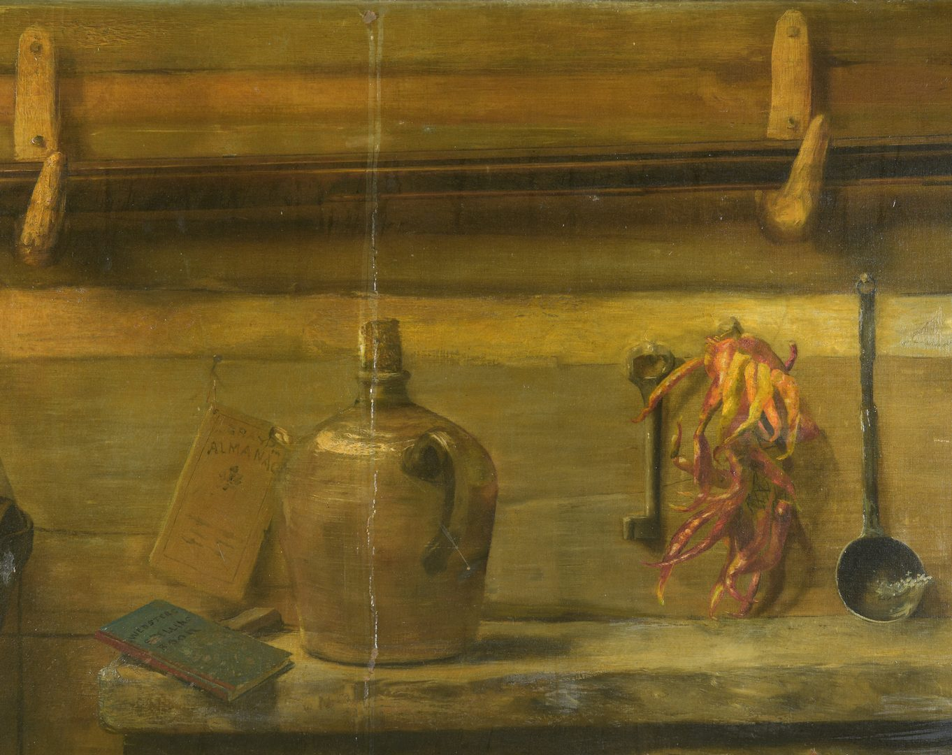 Lot 178: Large 1910 TN Appalachian Expo. Still Life by Mayme Freeman