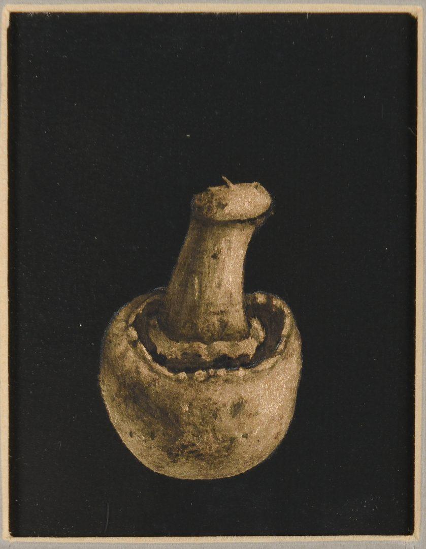 Lot 190: 2 Werner Wildner Surrealist Works