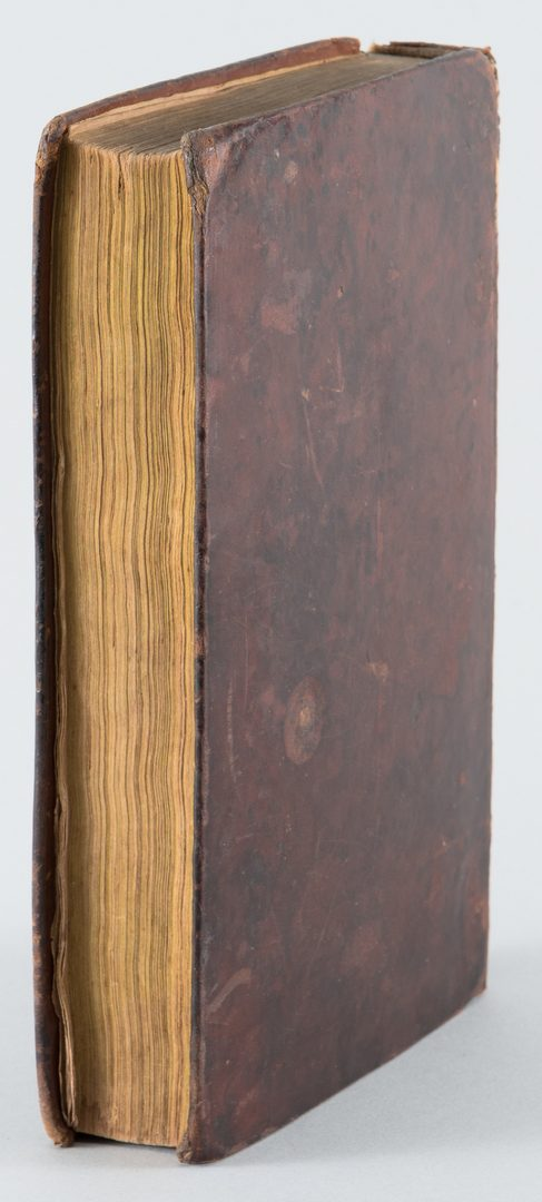 Lot 199: Haywood: Civil History of Tennessee 1823