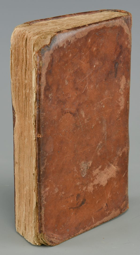 Lot 200: Haywood: Duty of Justices of Peace Tennessee Nashville 1810