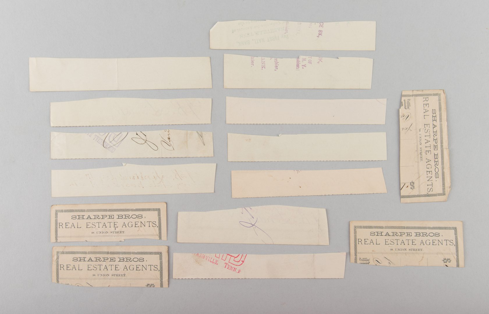 Lot 220: JB Lindsley archive inc. AP Stewart ALS