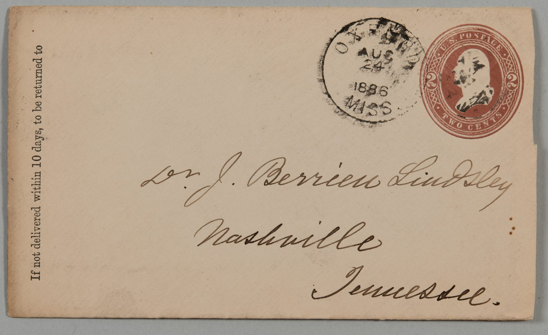 Lot 221: CSA Genls. letters to J. B. Lindsley: Stewart, Wheeler, Bate