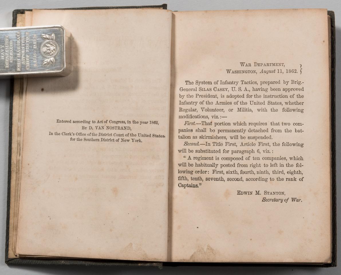 Lot 226: Civil War Archive, 11 items total