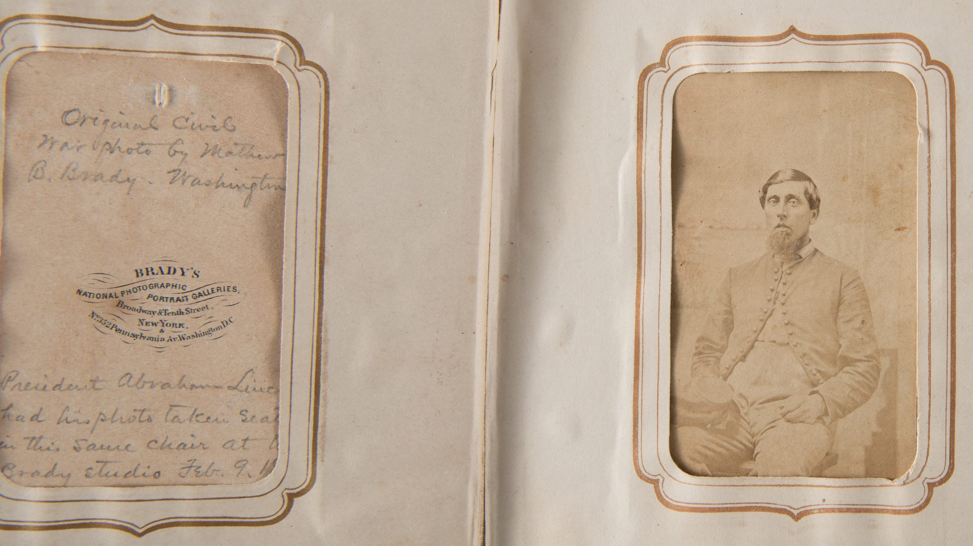 Lot 227: 15 Civil War Related Photos inc. CSA Generals