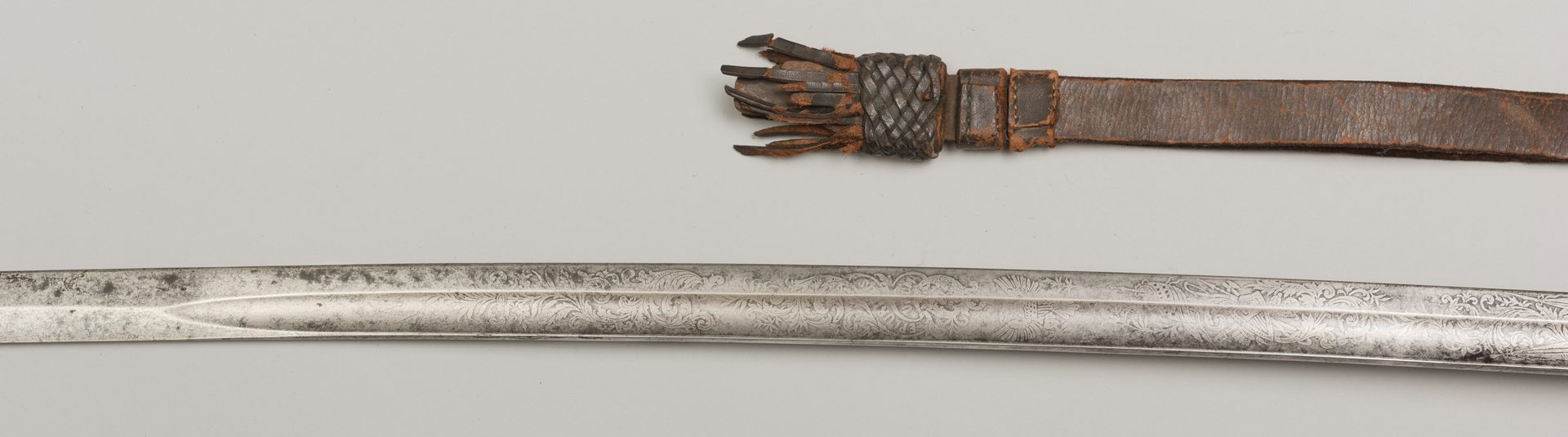 Lot 239: Model 1850 Solengen Staff & Field Sword