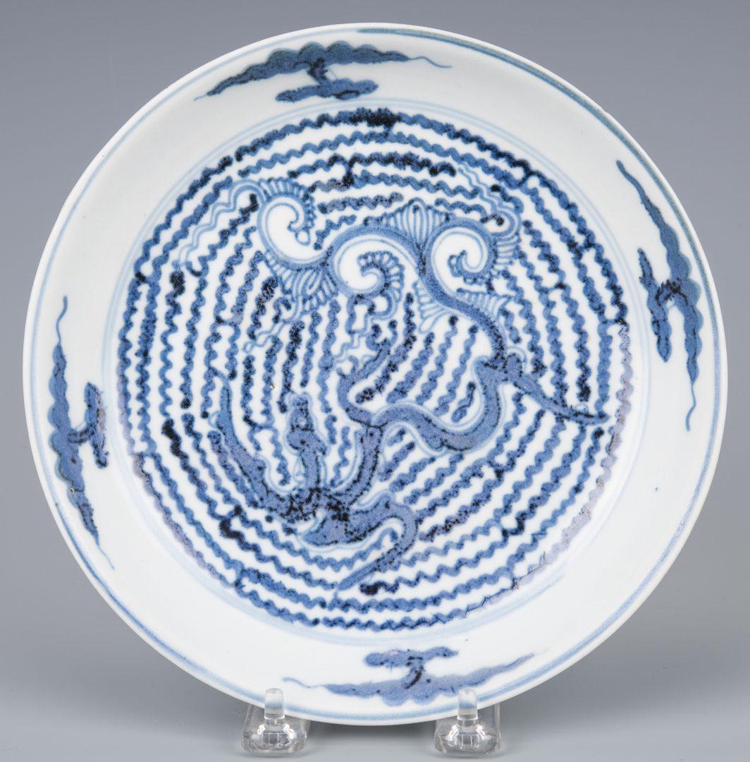 Lot 262: 15 pcs Canton Nanking porcelain