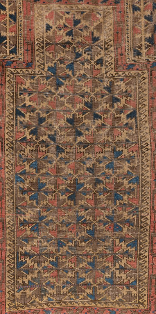 Lot 306: Serabend and Belouchi Area Rugs