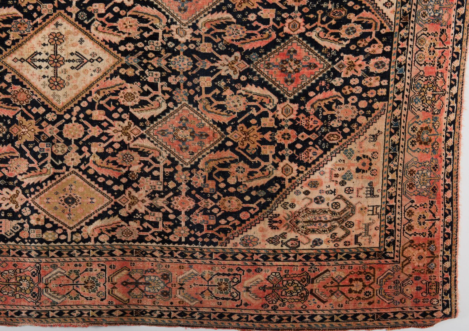 "Lot 308: Southwest Persian Rug, 6'5"" x 4'1"""