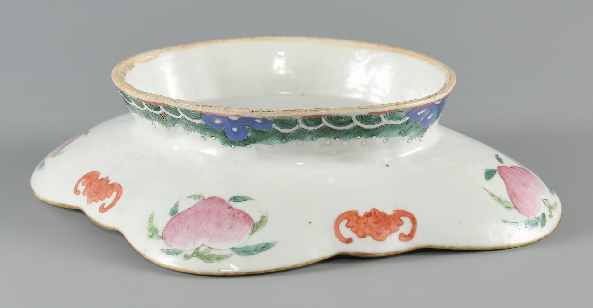Lot 31: Chinese Doucai Vase & Compote