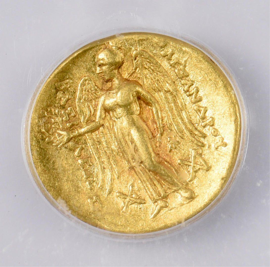 Lot 335: Alexander the Great AV Stater, Susa Mint