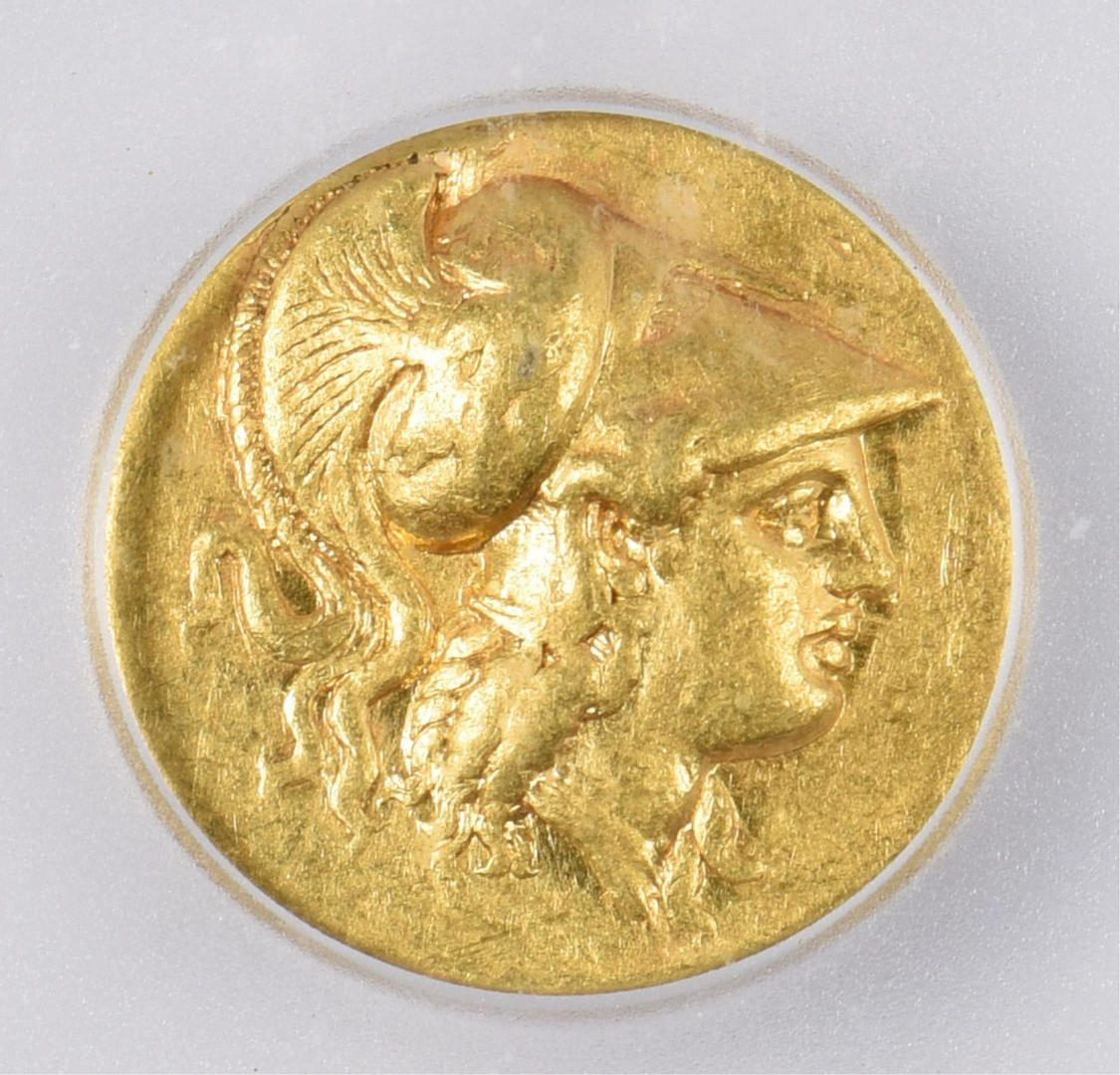 Lot 337: Alexander the Great AV Stater, Aradus Mint