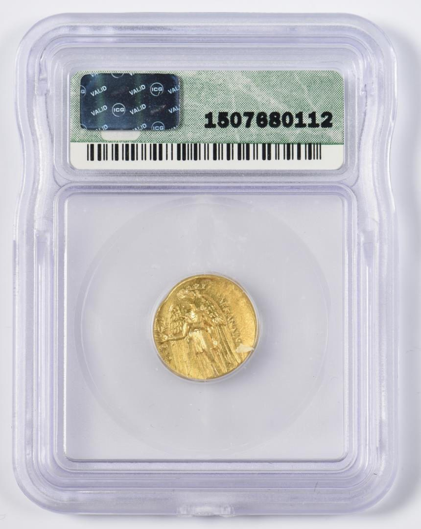 Lot 338: Alexander the Great AV Stater, Maeadrum Mint