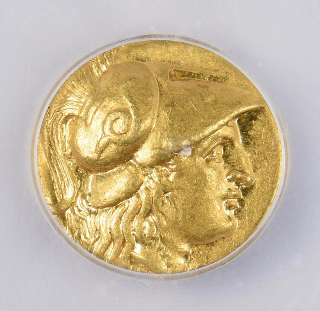 Lot 339: Alexander the Great AV Stater, Abydus Mint