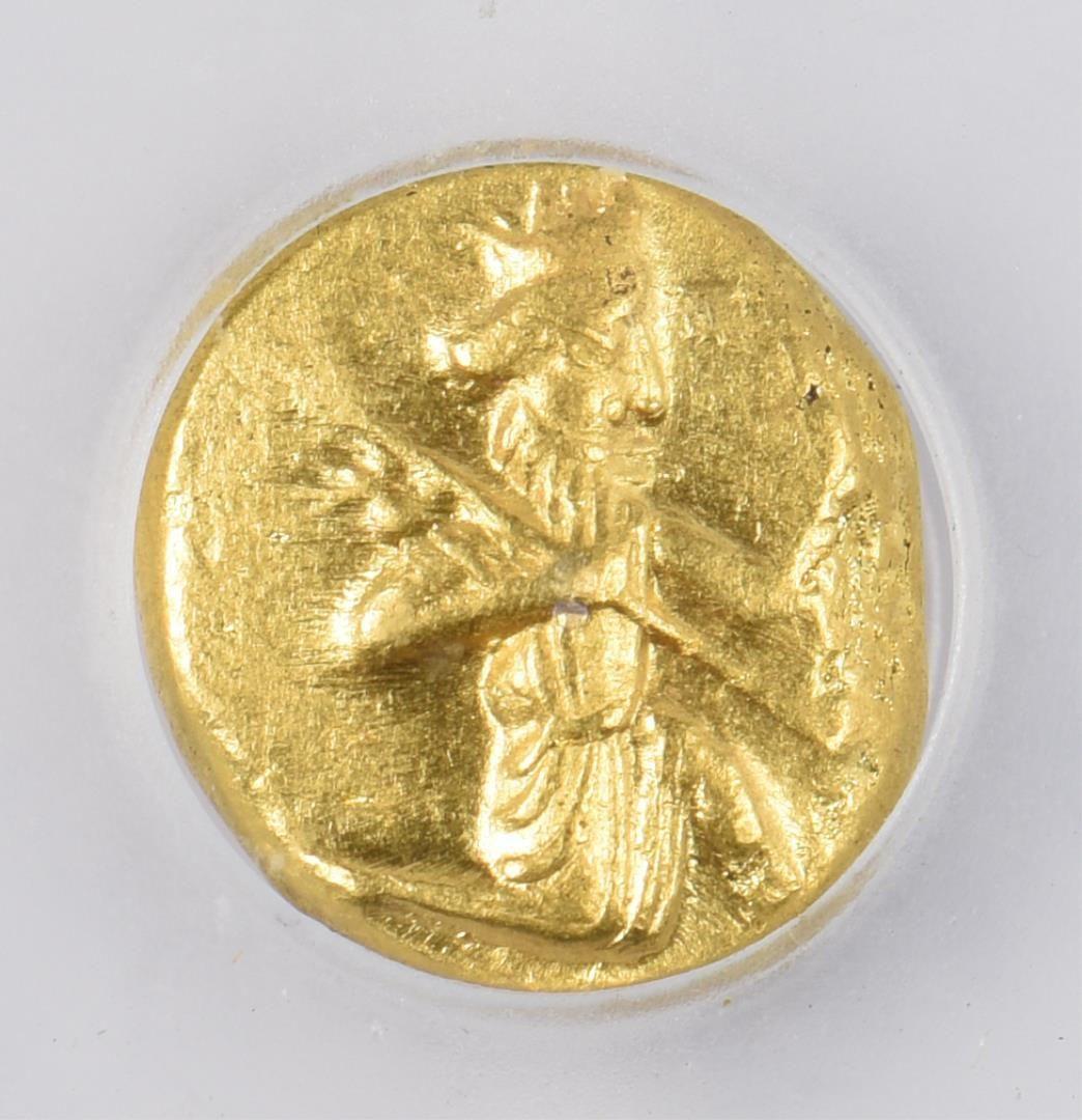 Lot 341: Achaemenid Kings of Lydia AV Stater, Daric, Persia