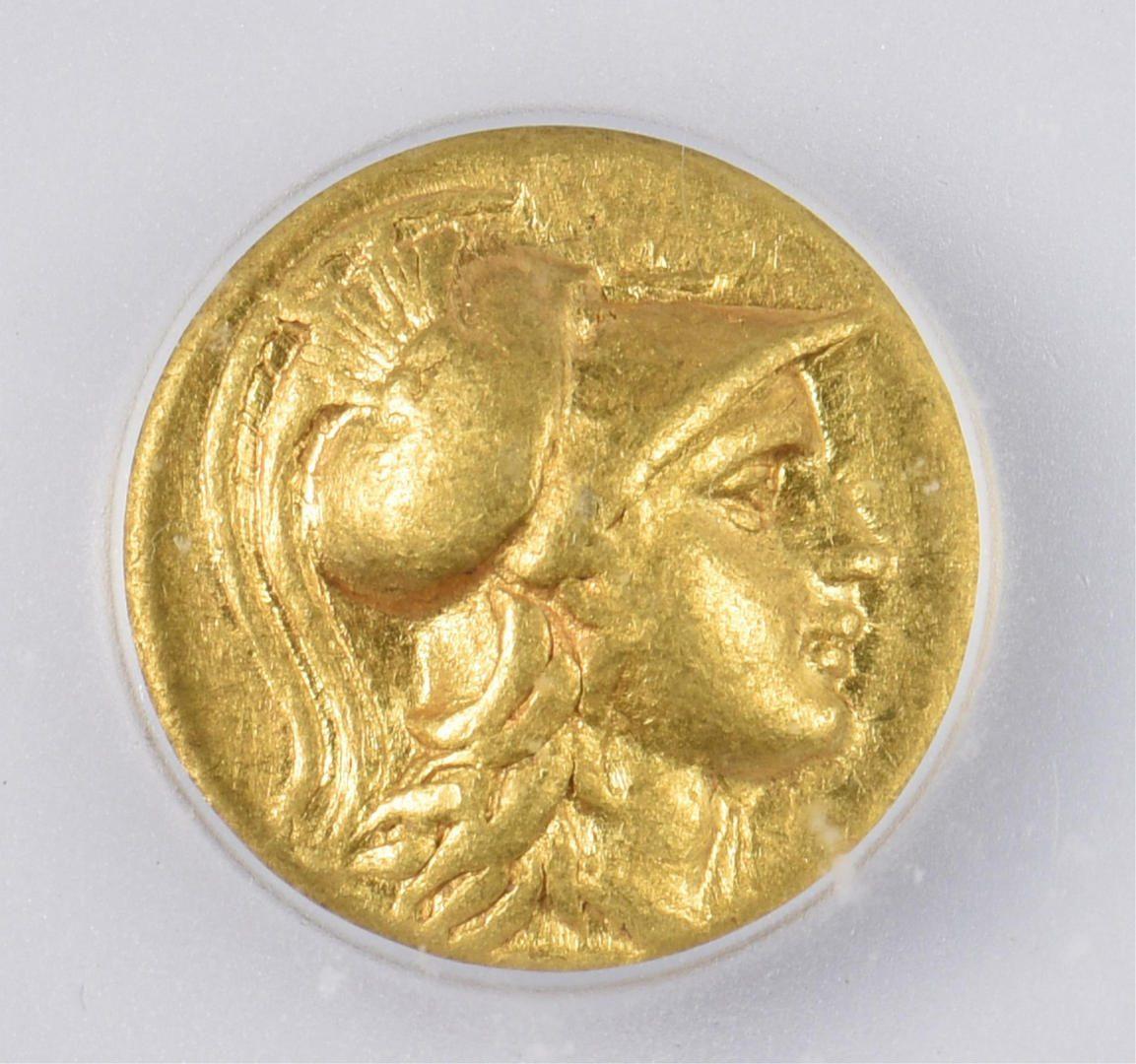 Lot 345: Alexander the Great AV Stater, Teos Mint