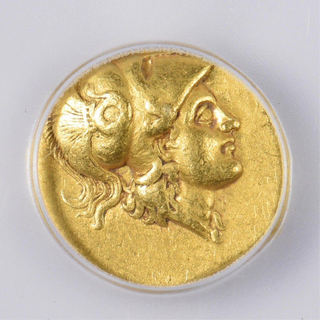 Lot 349: Alexander the Great AV Stater, Ecbatana Mint