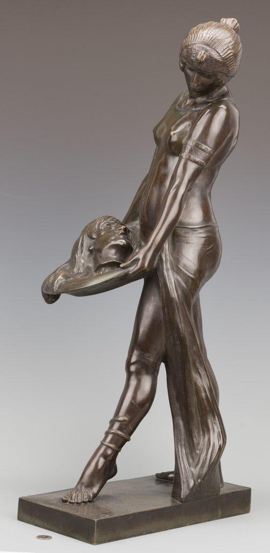 Lot 385: Manette de Lyee de Belleau Bronze