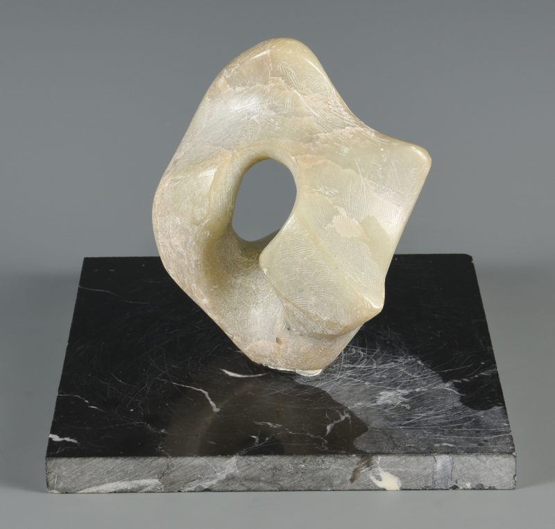 Lot 392: Attr. Greg Ridley Abstract Sculpture