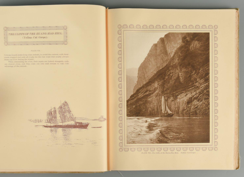 Lot 39: Mennie Grandeur of the Gorges Photography