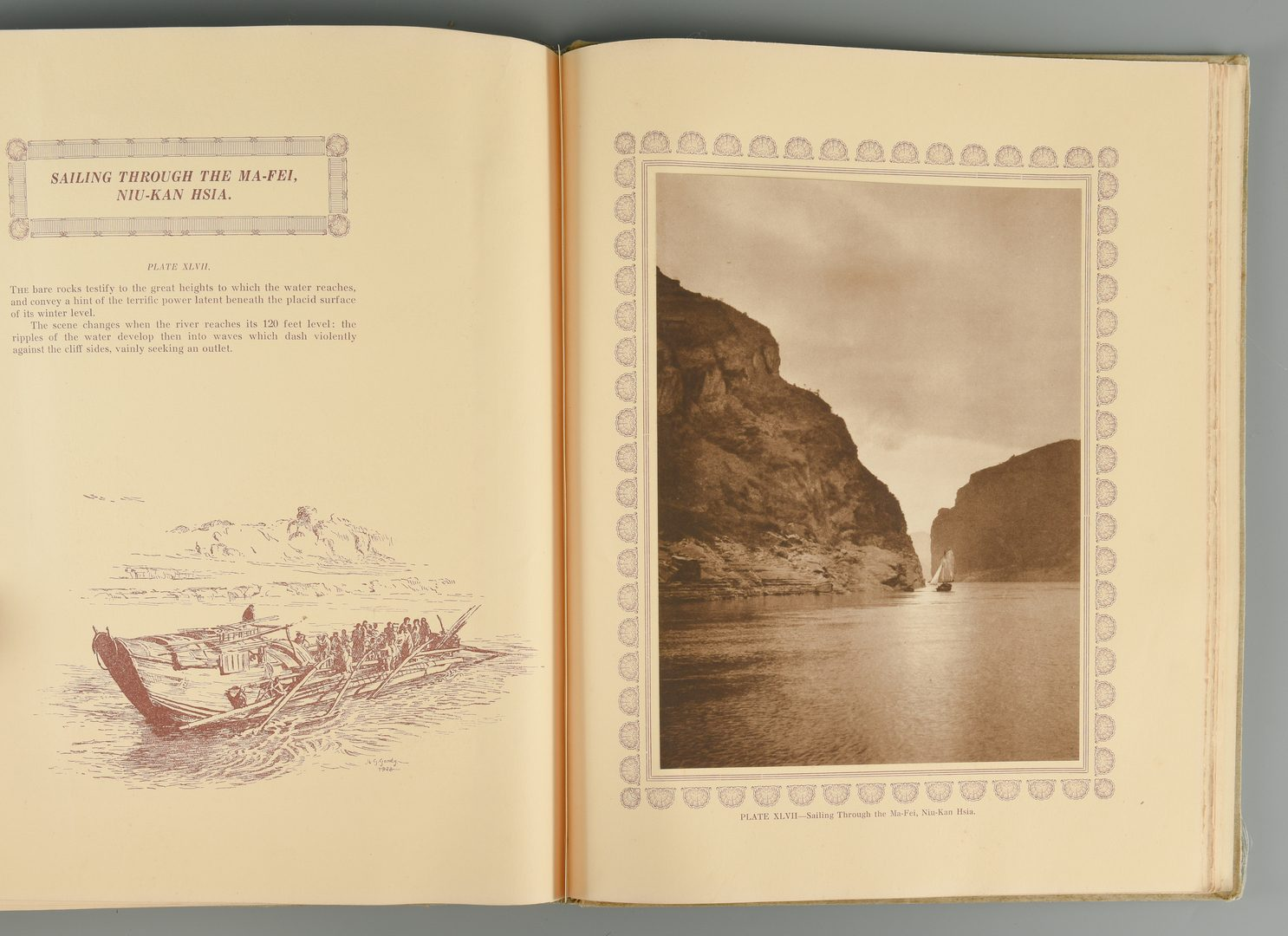Lot 39: Mennie Grandeur of the Gorges Photography