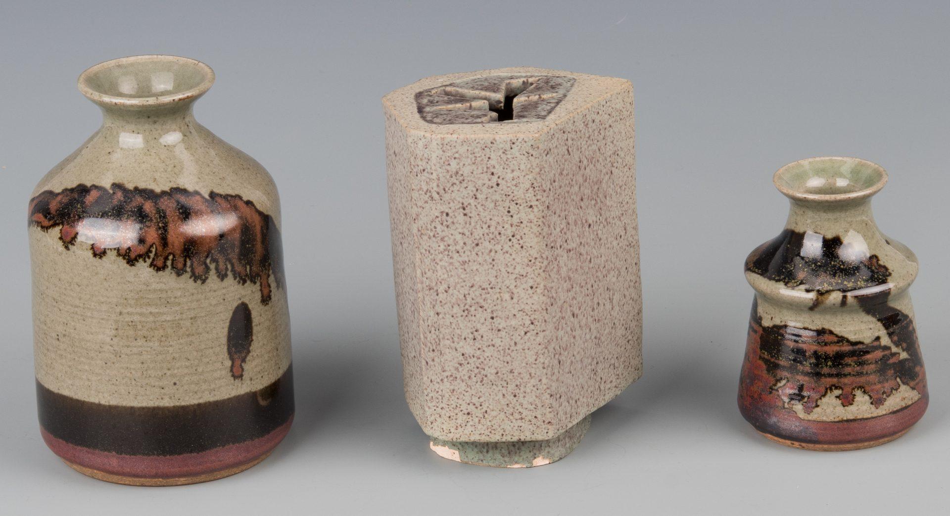 Lot 409: 5 Sylvia Hyman Ceramic Items