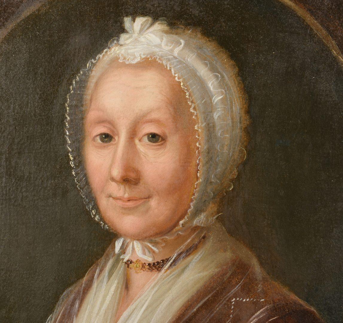 Lot 425: Portrait of a Lady, British School