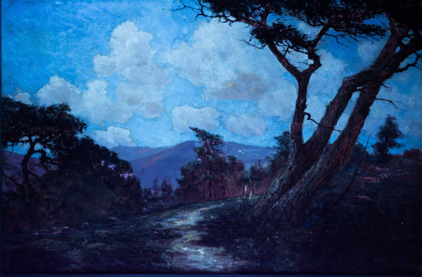 Lot 441: Fluhart Williams, O/C, Landscape
