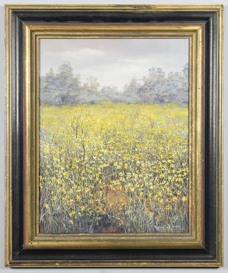 Lot 452: Marion Cook Flowers
