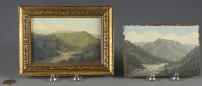Lot 453: Pr. East TN  McCoy Mountain Oils