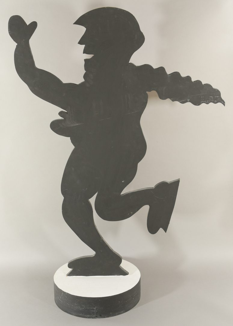 Lot 459: Myles Maillie Skating Figure