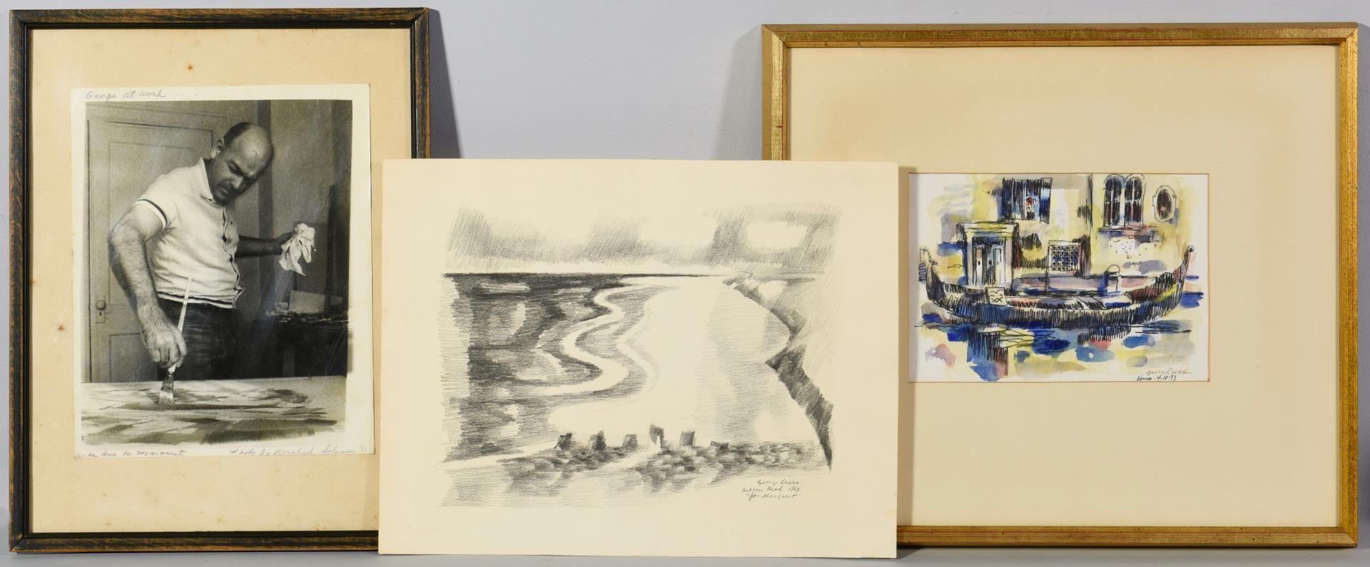 Lot 462: George Cress TN Art Archive