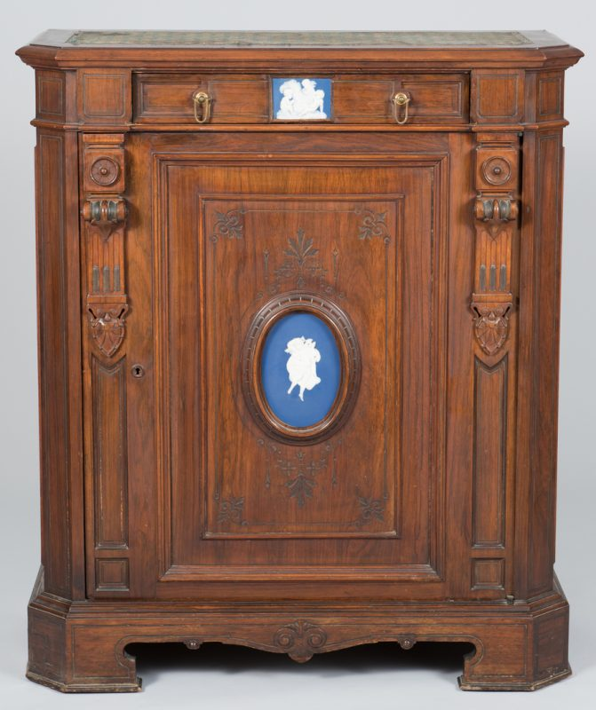 Lot 484: Renaissance Revival Cabinet