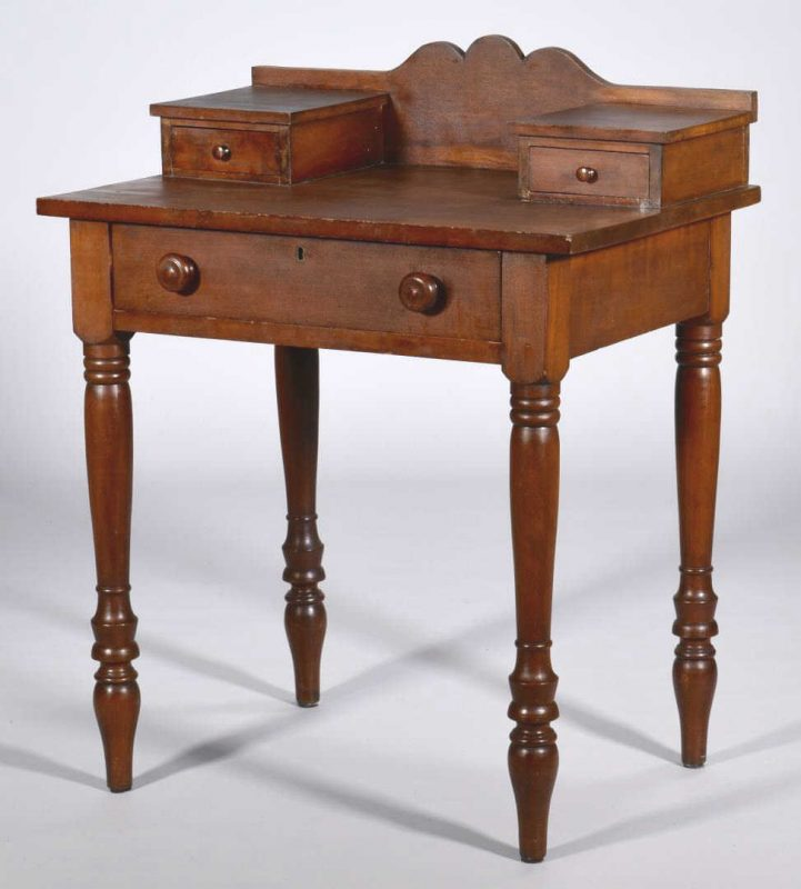 Lot 497: Vernacular Dressing Table attr. KY