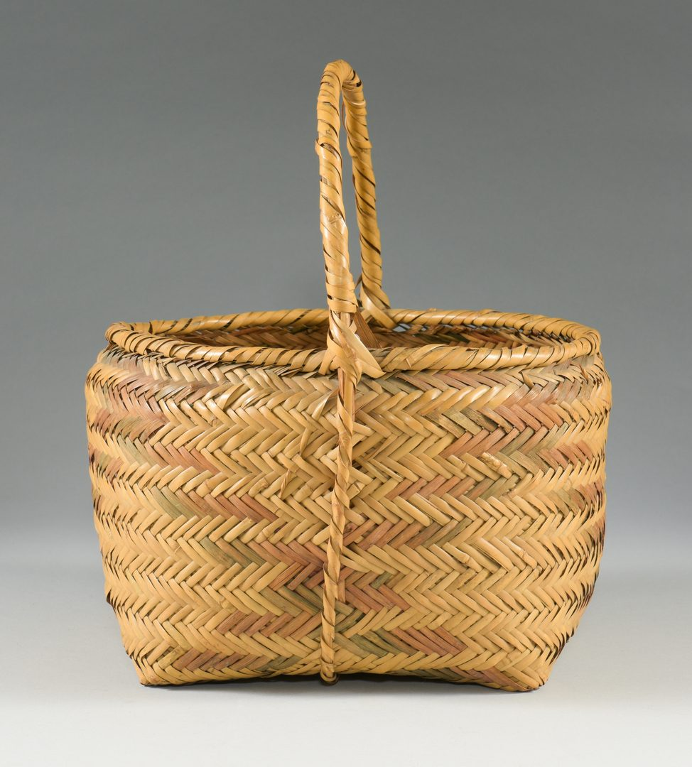 Lot 506: 2 Native American Baskets