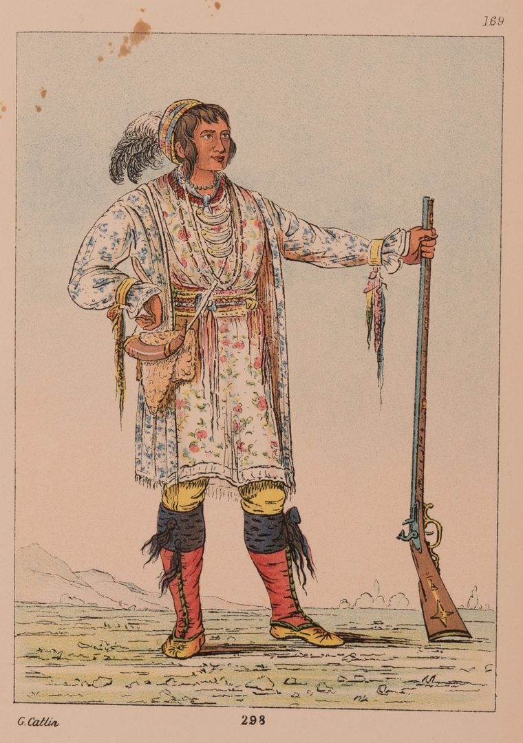 Lot 516: Native American/Western U.S. Expedition Ephemera