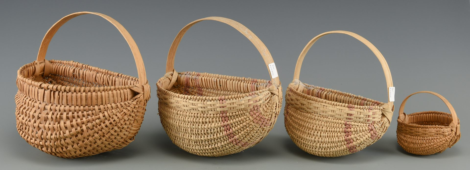 Lot 638: 7 Tennessee Baskets