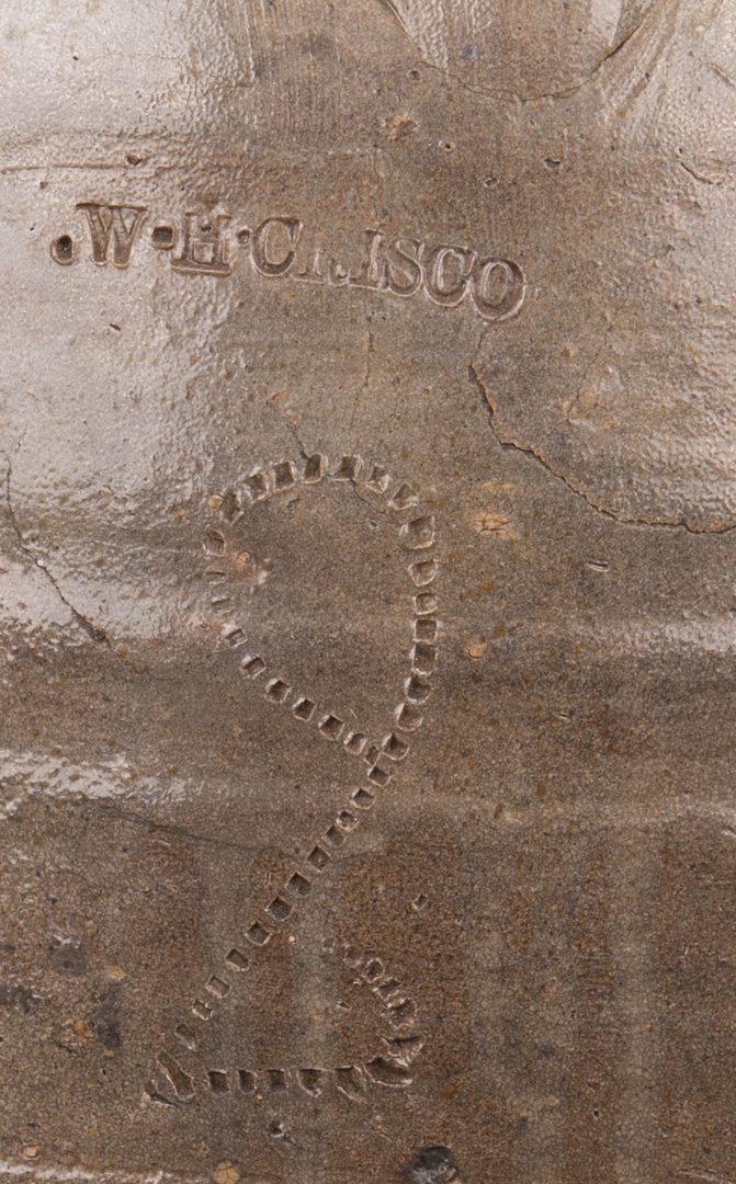 Lot 671: NC Chrisco / Crisco Stoneware Jug