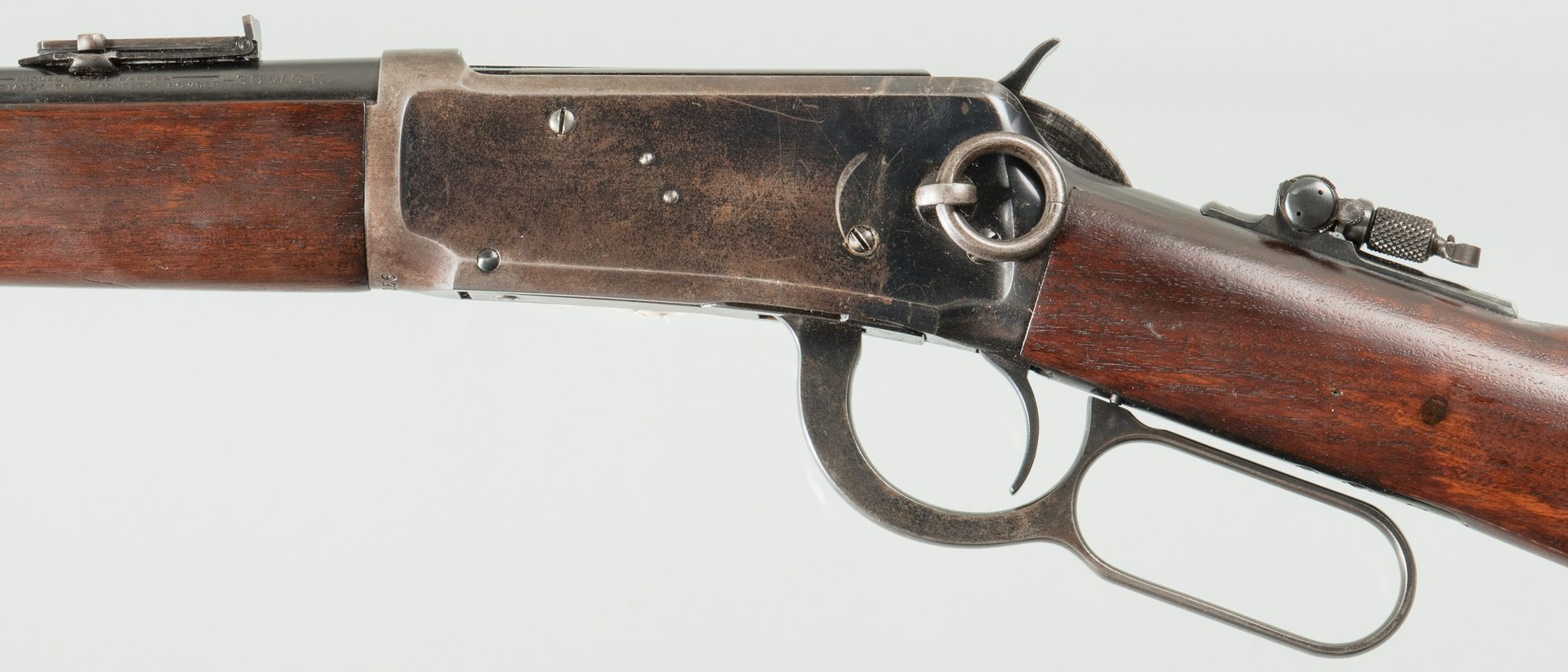 Lot 791: Winchester Model 1894 Saddle Ring Carbine