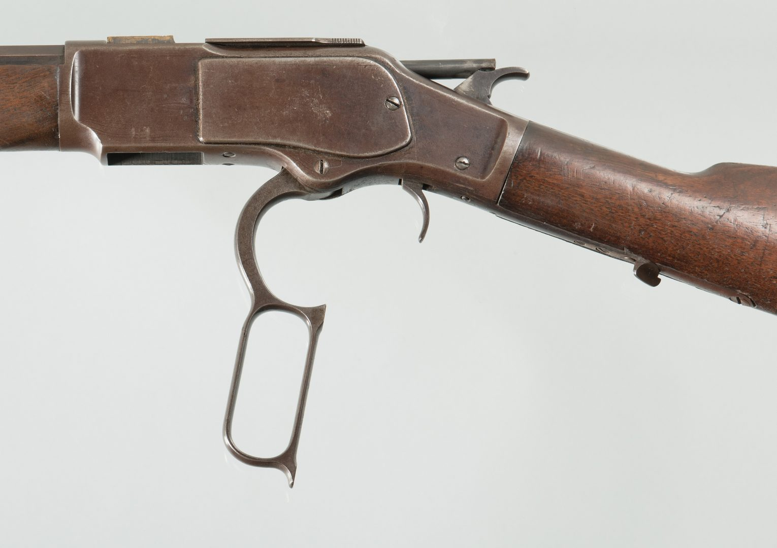 Lot 795: Winchester Model 1873, 44-40 lever Action Rifle