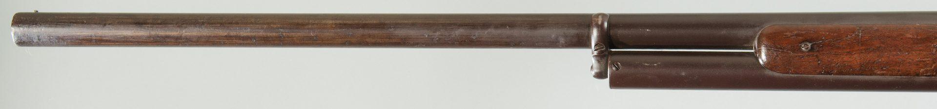 Lot 796: Winchester Model 1889, 10 Gauge Lever Action Shotgun