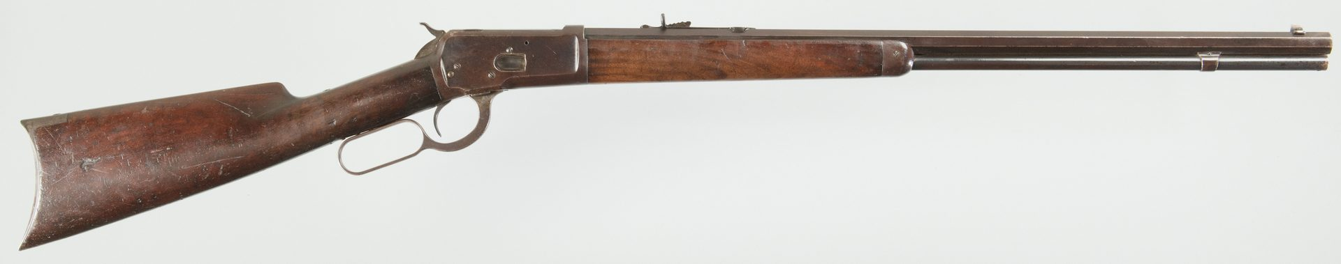 Lot 797: Winchester Model 1892, 25-20 Lever action Rifle