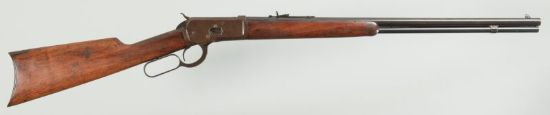 Lot 798: Winchester Model 1892, 25-20 Lever Action Rifle