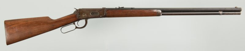 Lot 801: Winchester Model 1894, 25-35 Win Lever Action Rifle