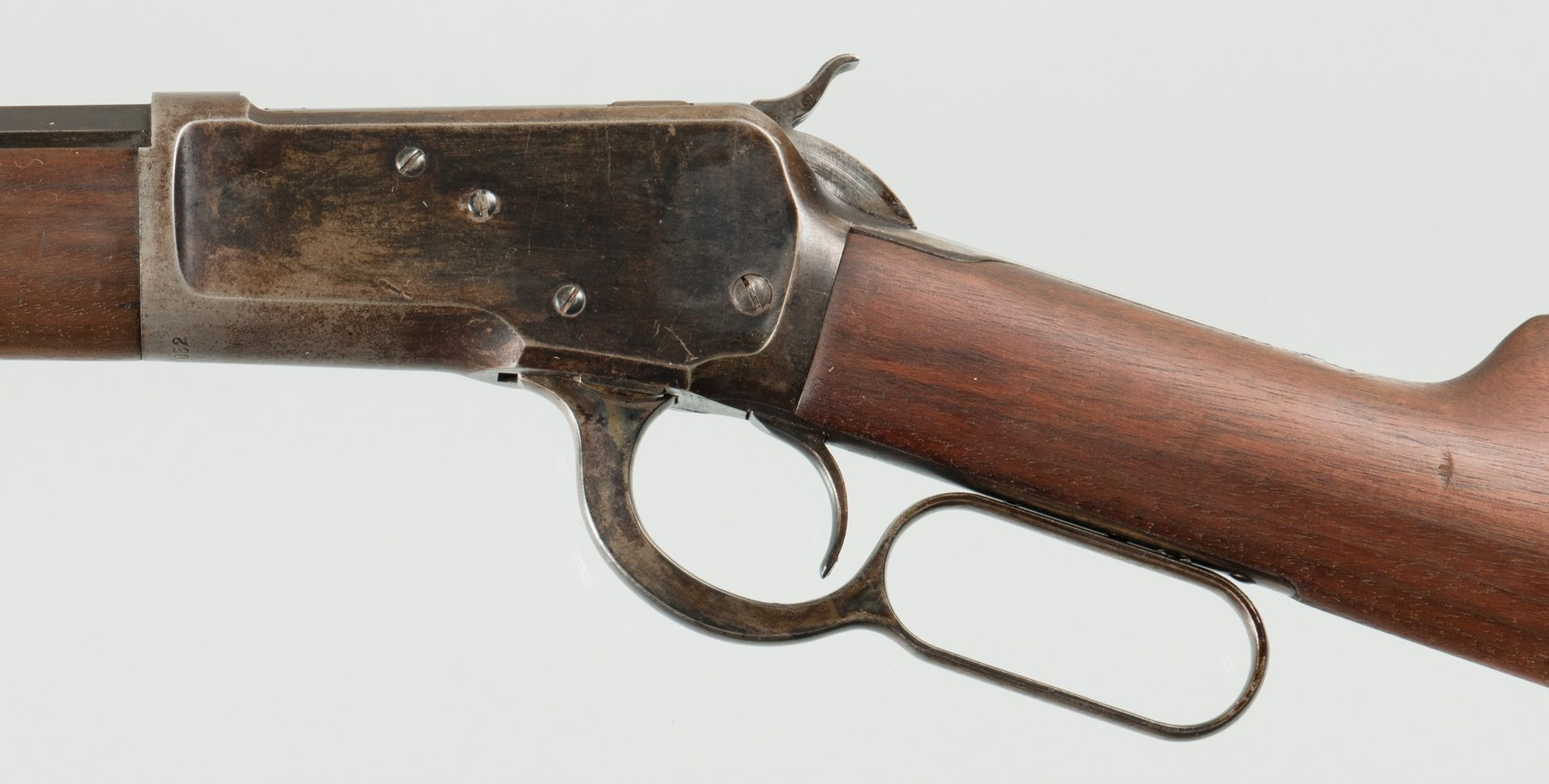 Lot 802: Winchester Model 1892, 32-20 Win Lever Action Rifle